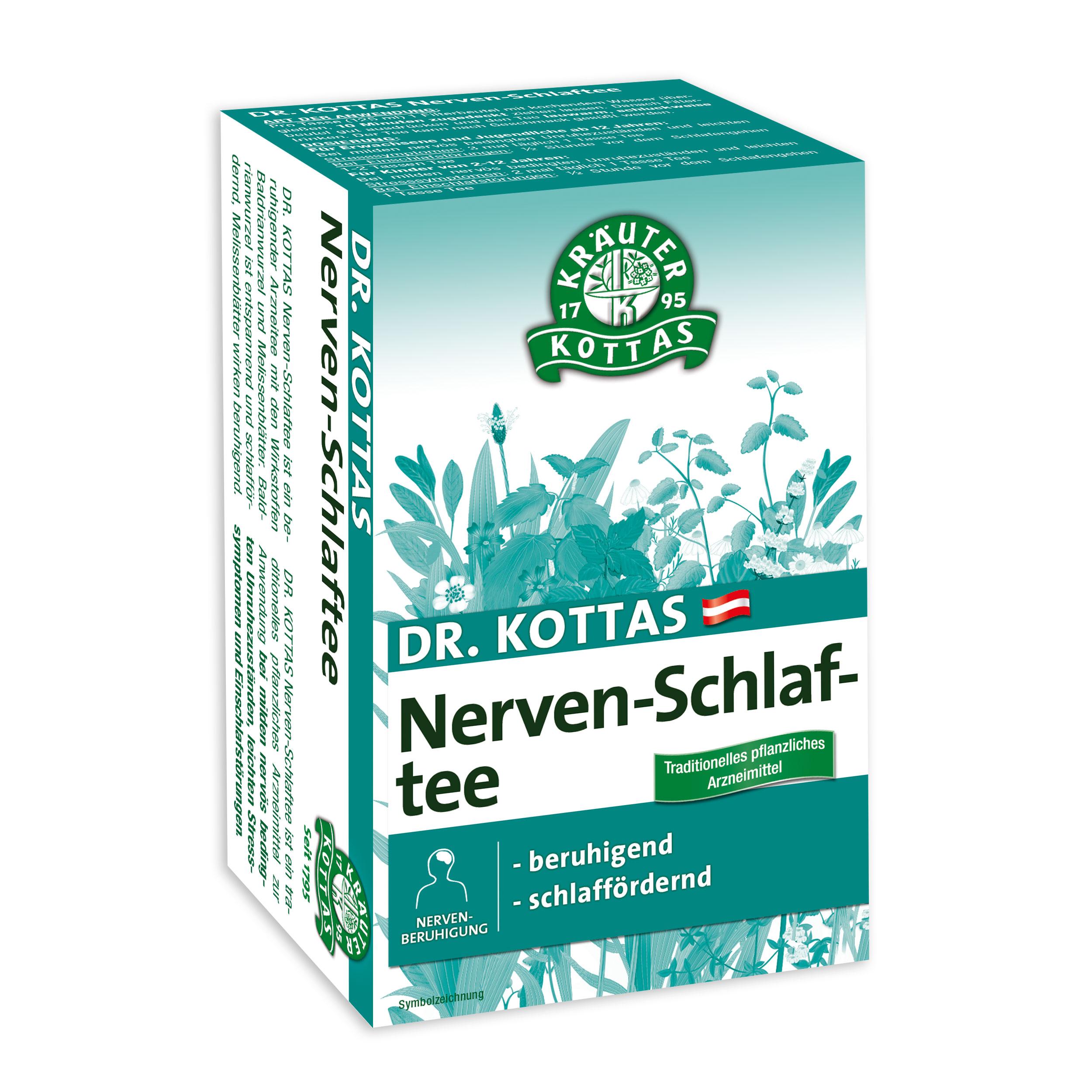 DR. KOTTAS Nerven-Schlaftee